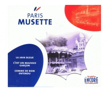 Paris Musette (CD)