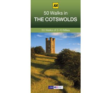 50 Walks: Cotswolds