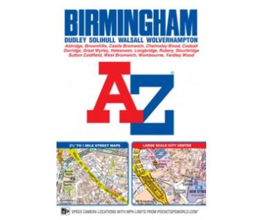 Birmingham atlas