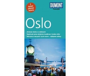Oslo (z dużym planem miasta)
