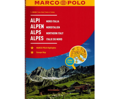 Alps atlas