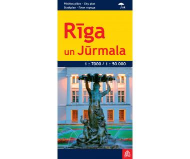 Riga un Jurmala (folia)