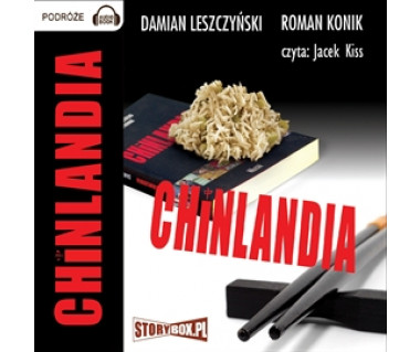 Chinlandia (Audiobook)