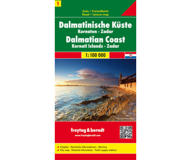 Dalmatian Coast (1) Zadar, Kornati Islands