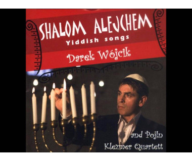 Shalom Alejchem. Yiddish songs (CD)