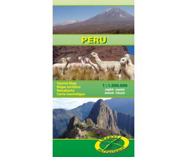Peru - Mapa
