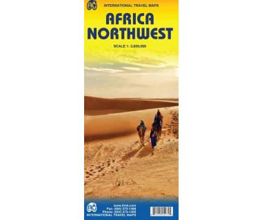 Africa Northwest - Mapa