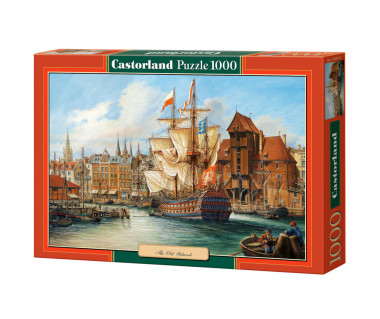 Puzzle 1000 The Old Gdansk
