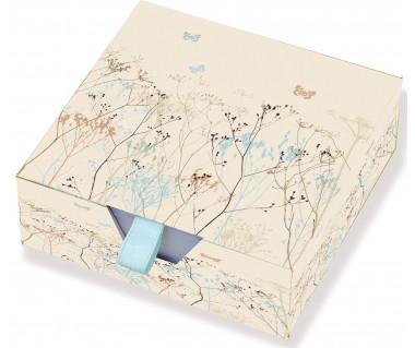 Karteczki zdobione Butterflies