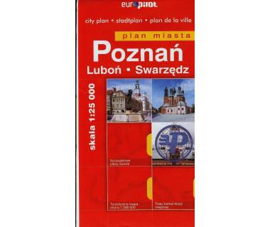 Poznań, Luboń, Swarzędz