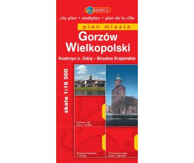 Gorzów Wielkopolski, Kostrzyn nad Odrą, Strzelce Krajeńskie