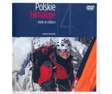 Panie w górach (+DVD) / Polskie Himalaje t.4