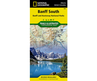 Banff South, Banff and Kootenay National Parks (900)