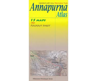 Annapurna atlas
