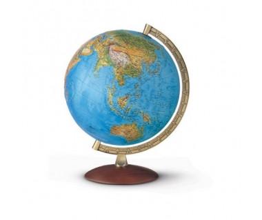 Globus fizyczno-polityczny Primus 30 cm (plastyczny, podświetlany)