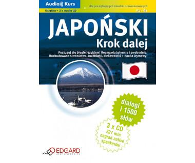 Japoński krok dalej (3xCD + podręcznik)