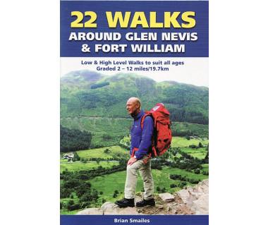 22 Walks Around Glen Nevis & Fort William