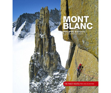 Mont Blanc. The Finest Routes