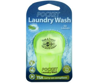 Mydło kieszonkowe do prania Pocket Laundry Wash 50 listków