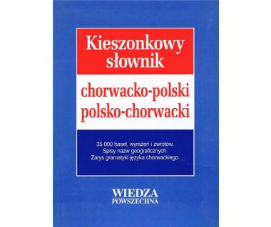 Kieszonkowy słownik chorwacko - polski/polsko - chorwacki