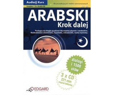 Arabski. Krok dalej (3xCD)