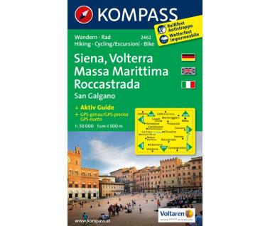 K 2462 Siena, Volterra, Massa Marittima, Roccastrada (folia)