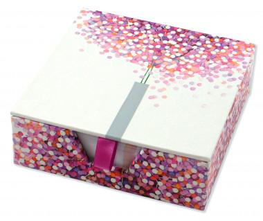 Karteczki zdobione Lollipop Tree