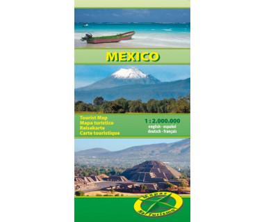 Mexico - Mapa