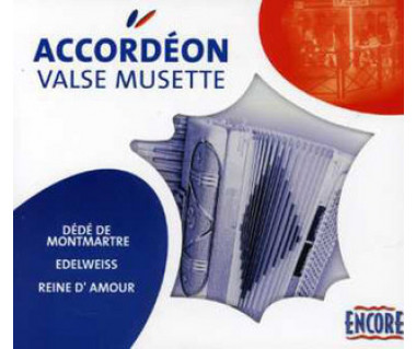 Accordeon Valse Musette (CD)