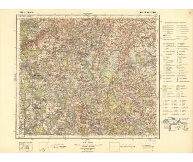 Wielkie Soleczniki mapa tak.ar.Pas 31 Słup 41 reed.WIG 1935r