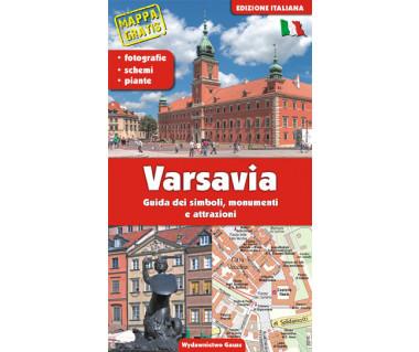 Varsavia. Guida dei simboli, monumenti e attrazioni