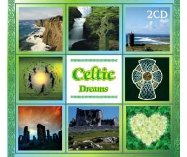 Celtic dreams. Boreash & Shamrock (2CD)