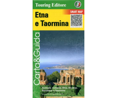 Etna e Taormina - Mapa wodoodporna