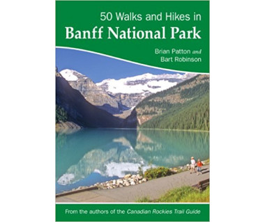 50 Walks & Hikes in the Banff National Park