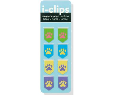 Zakładka magnetyczna i-clips Pawprints