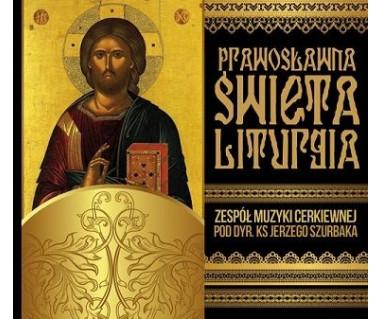 Prawosławna święta liturgia (CD)