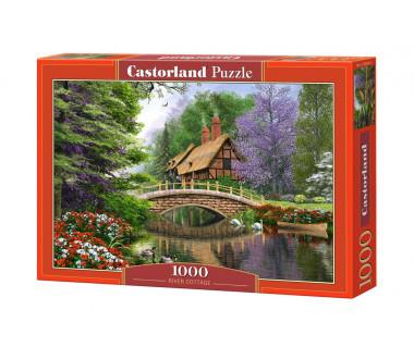 Puzzle 1000 River Cottage