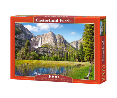 Puzzle 1000 Yosemite National Park, USA