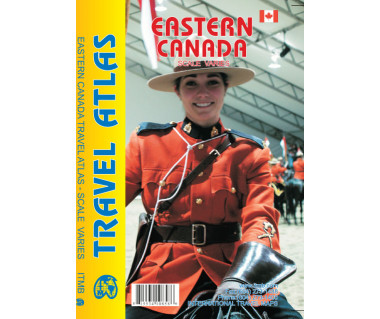 Eastern Canada Travel Atlas