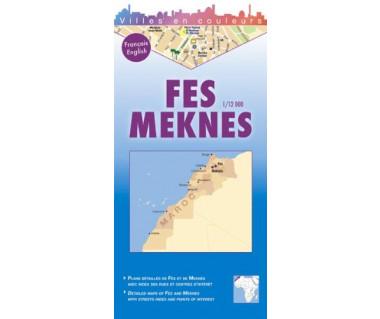 Fes, Meknes