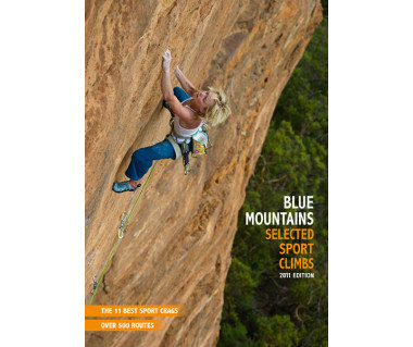 Blue Mountains Selected Sports Climbs