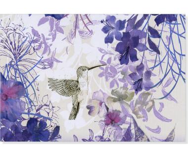 Kartka mini Hummingbird