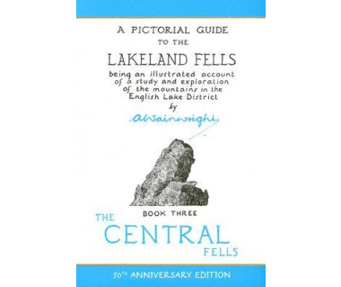 Central Fells - a pictorial guide - Book Three