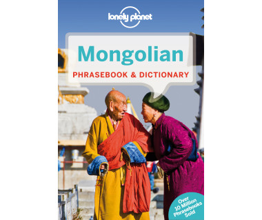 Mongolian phrasebook & dictionary