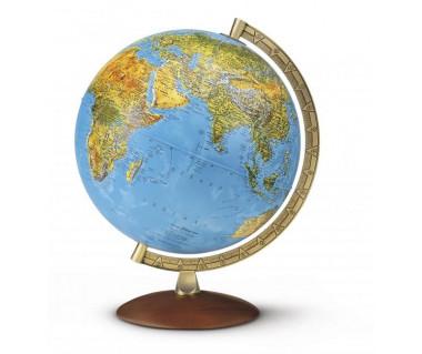 Globus fizyczno-polityczny Astra 30 cm (podświetlany)