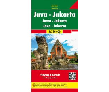 Java-Jakarta - Mapa