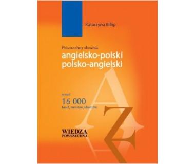 Powszechny słownik angielsko-polski, polsko-angielski