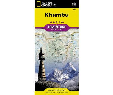 Khumbu (3002) adventure map