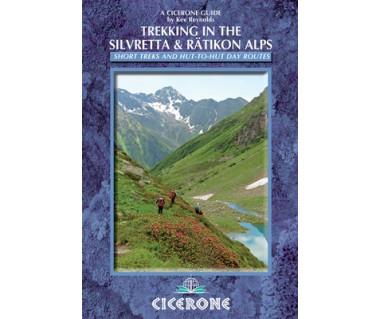 Trekking in the Silvretta and Rätikon Alps