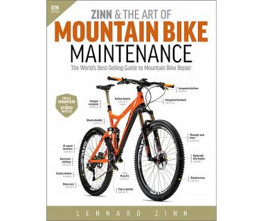 Zinn & The Art of Mountain Bike Maintenance (6th ed)